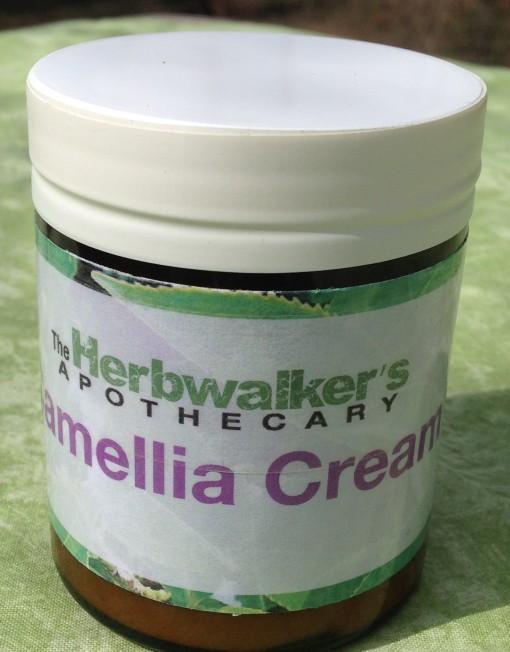 Camellia Cream Large