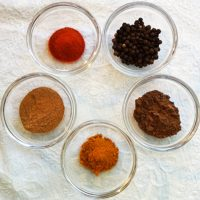 Dried Herbs & Spices